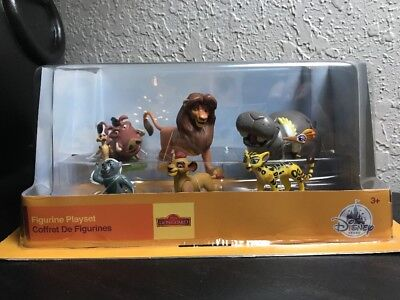 New The Lion King Lion Guard Action 6 Figure Playset Simba Cake Toppers 🍰 🎂