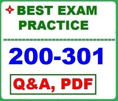 200-301 - BEST Exam Practice- Cisco Certified Network Associate CCNA Exam