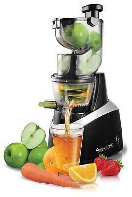 AICOK Entsafter Slow Juicer Presse BPA frei Obst Gemuse ...