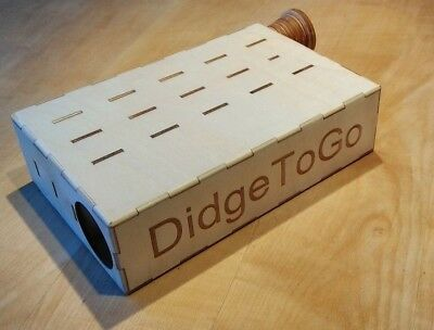 Didgeridoo - Reise Didge - Travel Didgebox - DidgeToGo