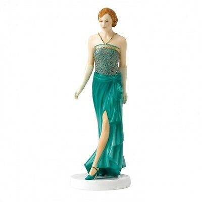 Royal Doulton Downtown Abbey Lady Edith HN 5840 Figurine Limited Edition of 1200