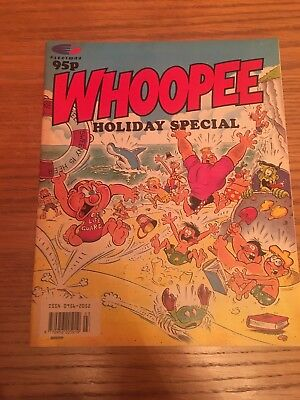 Whoopee Holiday Special Comic 1991