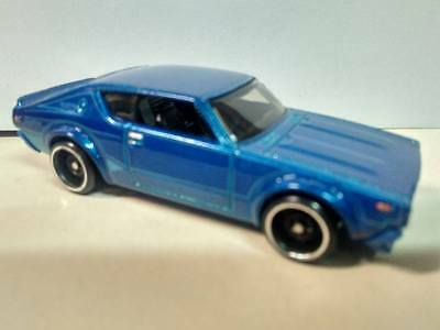 Hot Wheels 2018  - Nissan Skyline 2000 Gt-R  -  Loose (This Is Mainline Not Sth)