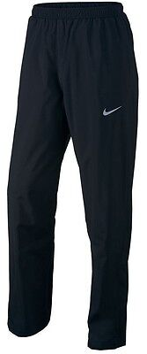 NEW 2018 Nike Tour Storm-Fit HYPERSHIELD Rain PANTS, ALL BLACK, PICK SIZE, $175