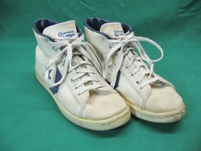 1970's Vintage Converse Pro Canvas Size 11 All Star USA Shoes (G5)