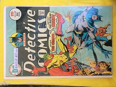 #447   Detective Comics   Vf   Sale 50% To 70% Discount