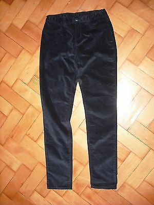 Gap Kids Girls Black Cord Jegging 16 New Without Tag