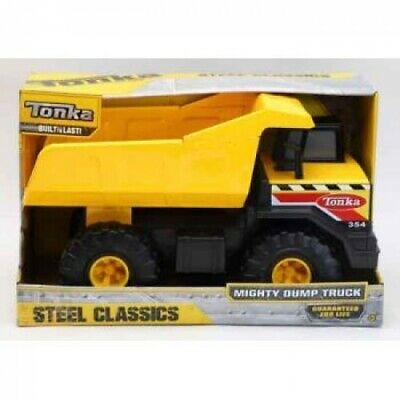 Tonka Steel Classic Mighty Dump Truck