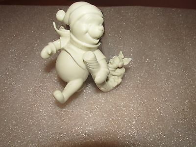 Lenox Disney Winnie the Pooh and Piglet candy cane ornament 2006 PROTOTYPE