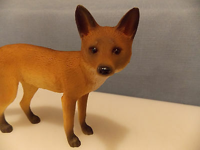 The Sly Red Fox