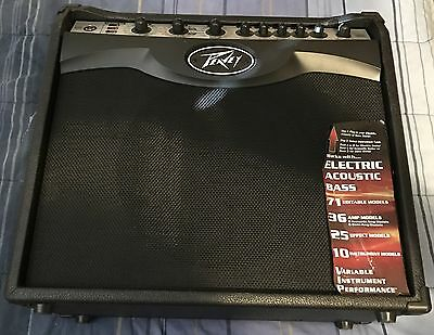 Peavey VYPYR Vip-2 40 Watt Modeling Guitar Combo Amp. - Excellent Condition