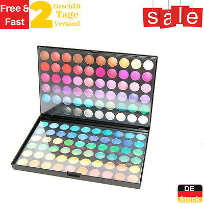 120 Color-Six Edition Lidschatten Palette Kosmetik Make-up Eyeshadow 2018 New