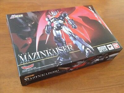 Bandai Soc Soul Of Chogokin Gx-75 Mazinkaiser Die-Cast Nuovo! Ultimo Disponibile