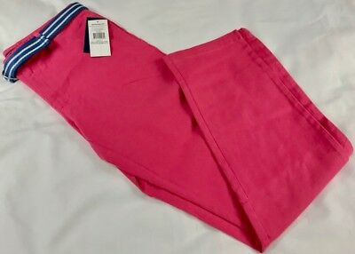 "GENUINE Polo by Ralph Lauren Boys Trousers Age 16 PINK Coral W 29""  L 29.5"" BNWT"