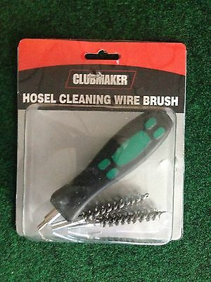 Wire Cleaning Brush - Hosel Cleaning Brush
