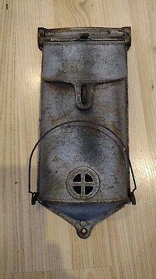 Collectibles - Antique Early 1900 Vintage Griswold Cast Iron Mail Box