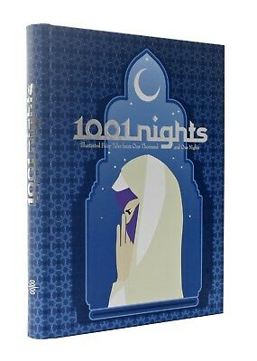 1001 NIGHTS: Illustrated Fairy Tales fron One Thousand and One Nights Gestalten