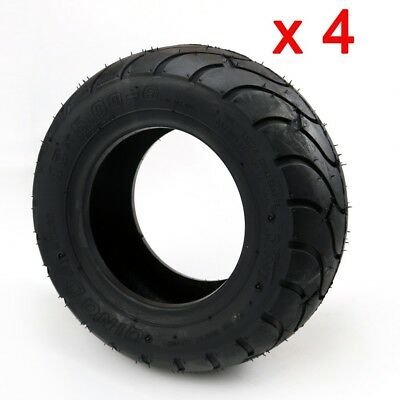 "4 Pack 13 x 5.00 - 6"" inch Tyre Tire ATV Quad Go kart Cart Mini Bike Dune Buggy"