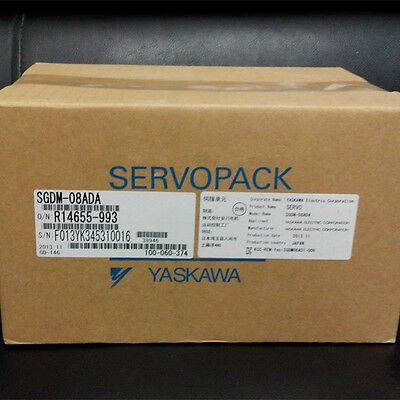 Yaskawa servo driver SGDM-08ADA NEW IN BOX !!**via DHL or EMS!!