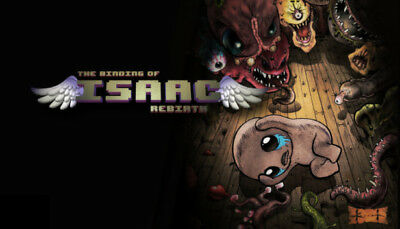 The Binding of Isaac: Rebirth- PC Global Play Not Key/Code - Günstigst