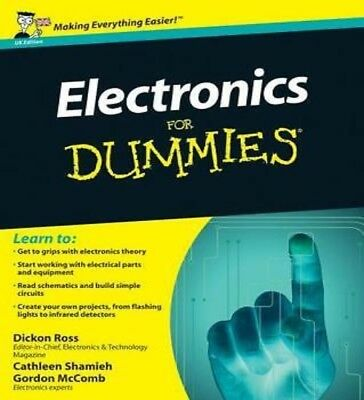 Electronics for Dummies - UK Edition PDF Read on PC/SmartPhone/Tablet