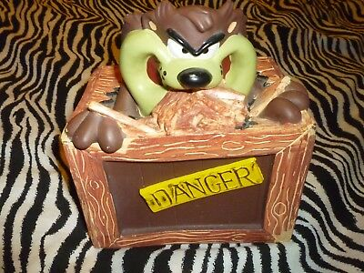 Taz Vintage Coin Bank - Used