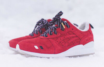separation shoes b842a c42bb Kith x Moncler x Asics Gel Lyte III US10 44 Ronnie Fieg Sneakers Shoes  Schuhe NY