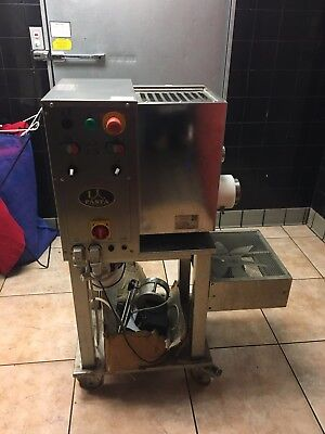 ARCOBALENO AEX50 Pasta Extruder Package Water cooling, electronic cutting knife,