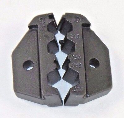 Interchangeable Ratchet Crimp Tool Die (HT-336D) RG58 59 62 6