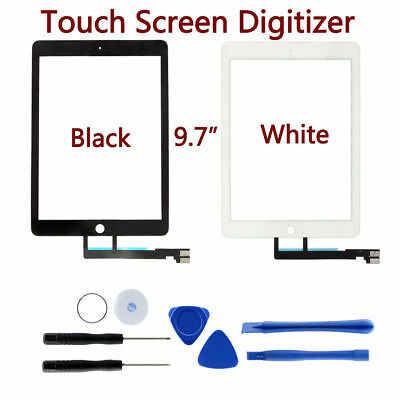 """For ipad Pro 9.7"""" Touch Screen Digitizer Glass Repair Replacement + Open Tools"""