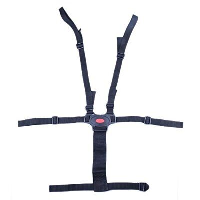 Baby 5 Point Harness Chair Stroller Pram Buggy Safe Belt Strap Children Kid b...