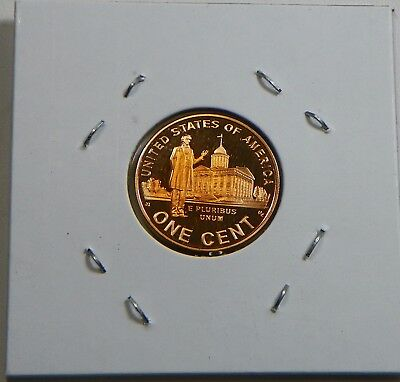2009 S Gem Proof Lincoln Cent Penny Bicentennial Professional Life