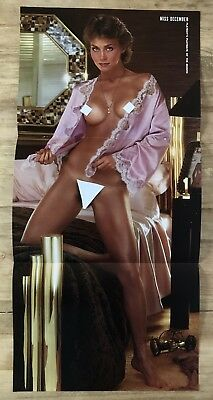 Playboy Centerfold Only December 1979 Candace Collins