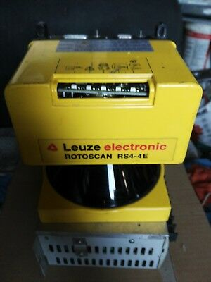 LEUZE ELECTRONIC ROTOSCAN RS4-4E with 60days warranty