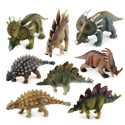 Dinosaur World Figures Simulated Collection Model Action Kid Toys Christmas Gift