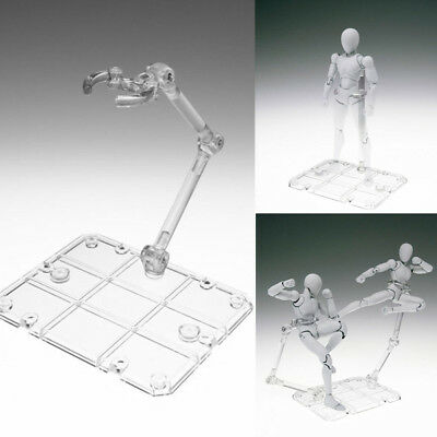 Tamashii Stage Act 4 for Humanoid Clear Ver. (Set of 3 Stands per pack) Bandai
