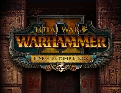 Total War: WARHAMMER II – Rise of the Tomb Kings- PC Global Play Not Key/Code