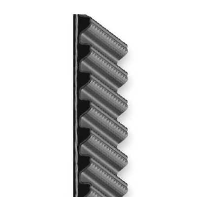 GOODYEAR ENGINEERED PRODUCTS 640 8M 50 Gearbelt, Hawk Pd, 80 Teeth, 50mm