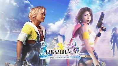FINAL FANTASY X/X-2 HD Remaster- PC Global Play Not Key/Code - Günstigst