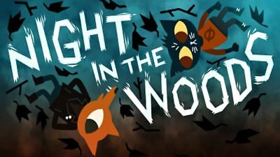 Night in the Woods- PC Global Play Not Key/Code - Günstigst