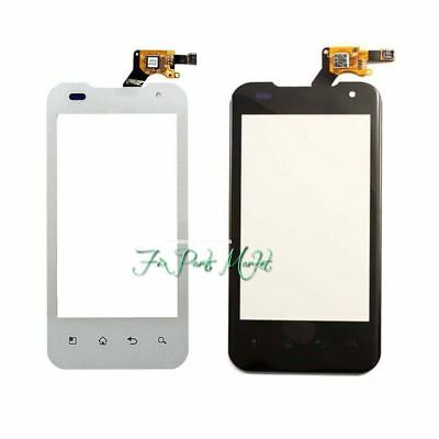 Front Glass Screen Touch Panel Digitizer For LG Optimus 2X G2X 4G P990 P999