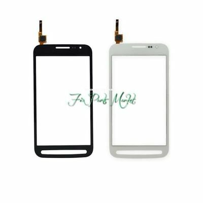 Front Glass Screen Touch Panel Digitizer For Samsung S4 Active Mini I8580
