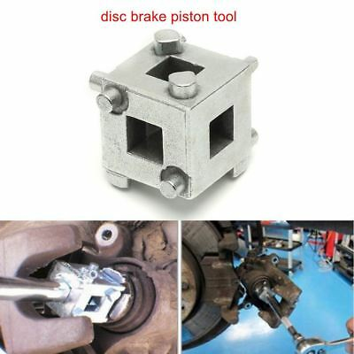"Car Sealey Disc Brake Caliper Piston Rewind/Wind Back Cube Tool 3/8"" Sq Dr VS039"