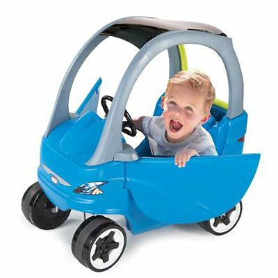 "Little Tikes COZY COUPE SPORT fun styling car with a ""moon"" roof"