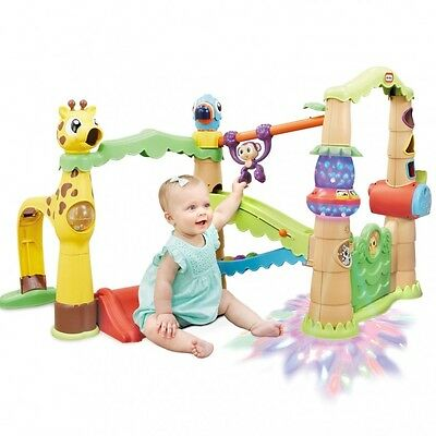 Little Tikes LIGHT N GO ACTIVITY GARDEN TREEHOUSE 80+ activities, song & sounds