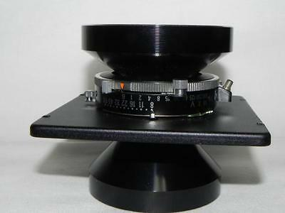 (EXCELLENT) Fuji Fujinon-SW 90mm/f8 Lens from JAPAN