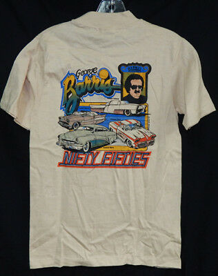 1980's George Barris Nifty Fifties NOS  T-shirt