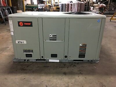 Trane 3 Ton A/C-Only Rooftop Unit - New/Old Stock - TSCO36E4R0A1300000 - 460-3