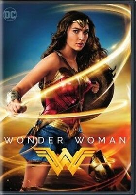 Wonder Woman DVD NEW - Ships within 1 Business Day with Tracking!!