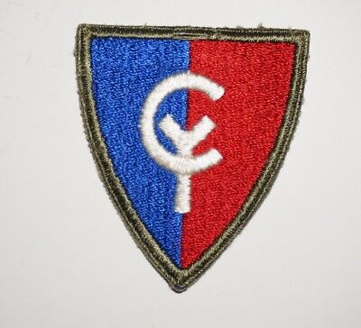 37th Infantry Division Patch WWII US Army P5771